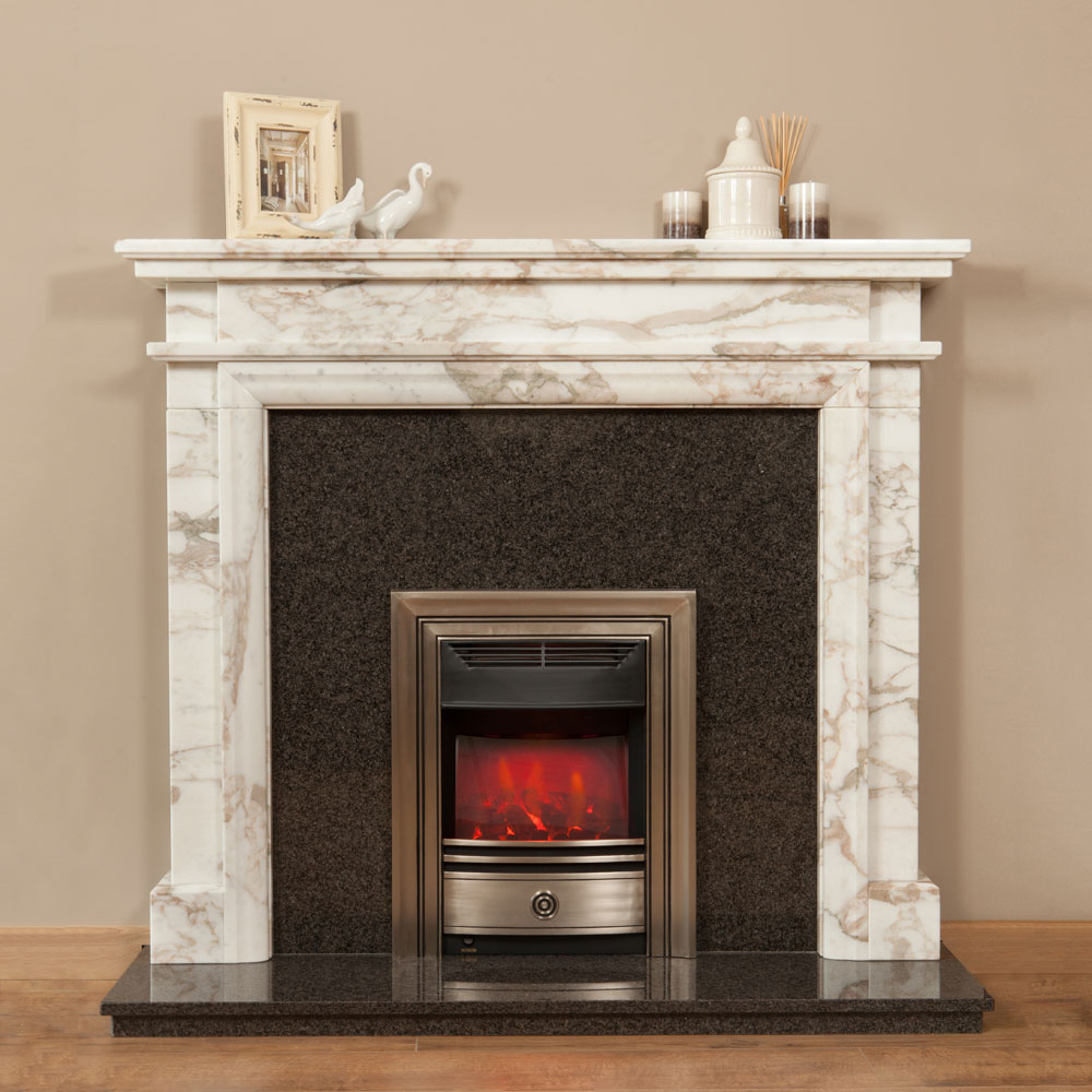 Majestic Fireplace Surround – Colin Parker Masonry