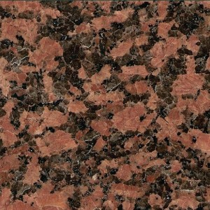 SWATCH-Granite-Balmoral-Red