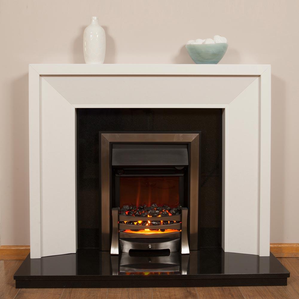 Matiz Fireplace Surround – Colin Parker Masonry