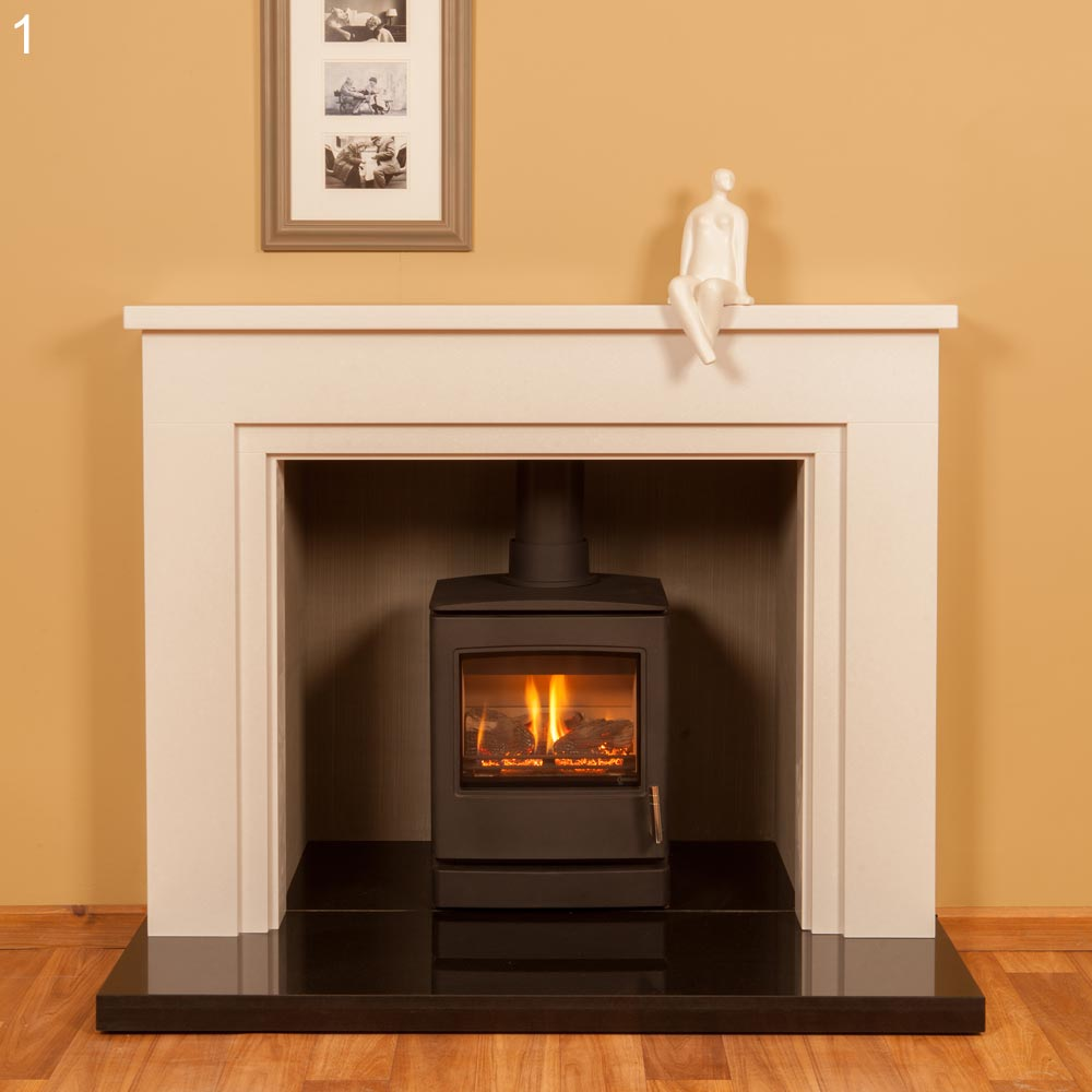 Sutton Fireplace Surround – Colin Parker Masonry